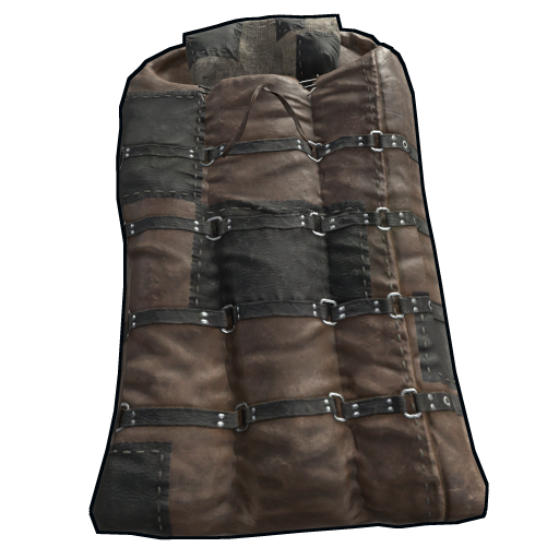 Caravanner Bedroll as seen on a Steam Market