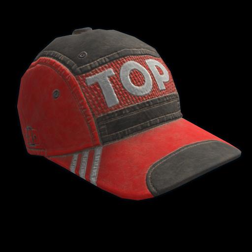 Top Cap as seen on a Steam Market