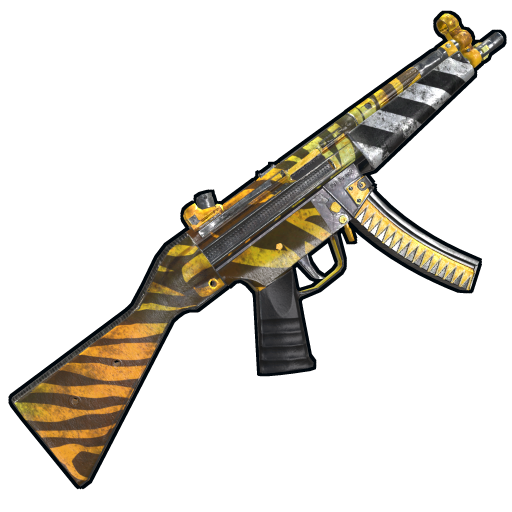 Wild Tiger MP5 as seen on a Steam Market