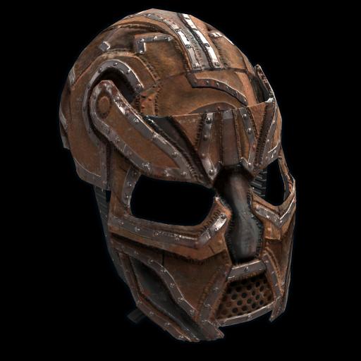 Elder's Metal Facemask as seen on a Steam Market