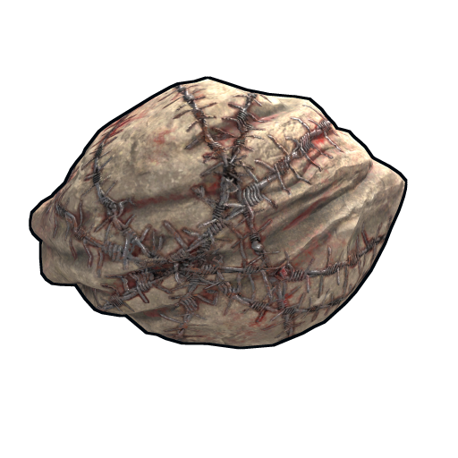 Barb Wire Rock as seen on a Steam Market