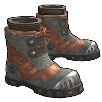 Tailgunner Boots