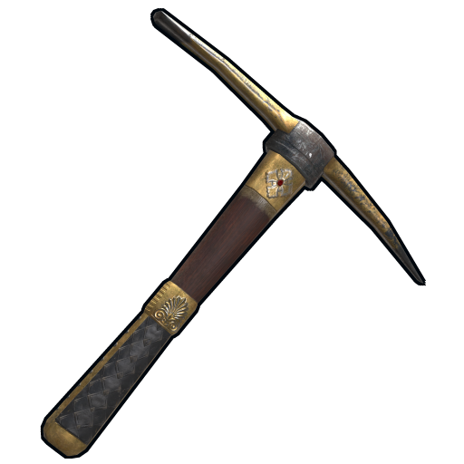Ornate Pick Axe as seen on a Steam Market