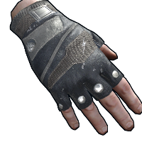 Arctic Wolf Gloves