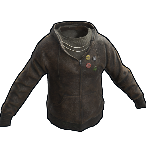 Gang Leader Hoodie as seen on a Steam Market