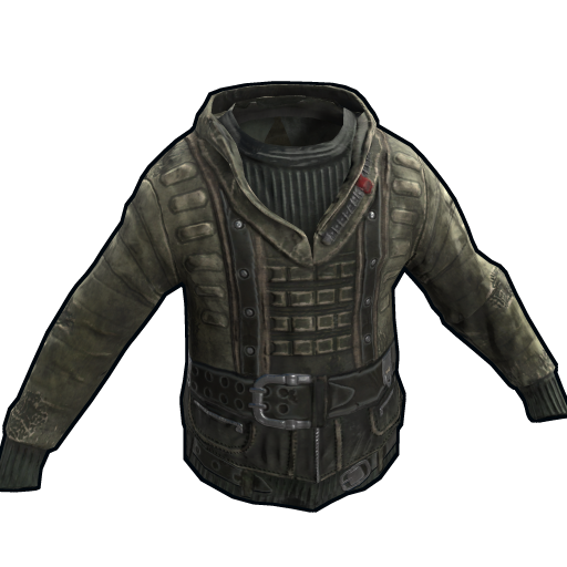 Wasteland Hunter Hoodie as seen on a Steam Market