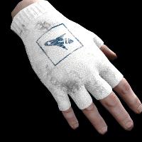 Space Rocket Work Gloves