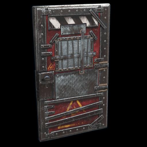 Salvation Door as seen on a Steam Market