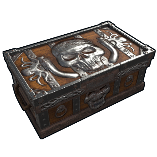 Dead Pirates Chest as seen on a Steam Market