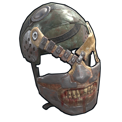Warface Mask as seen on a Steam Market