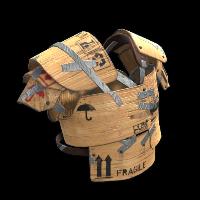 Plywood Vest