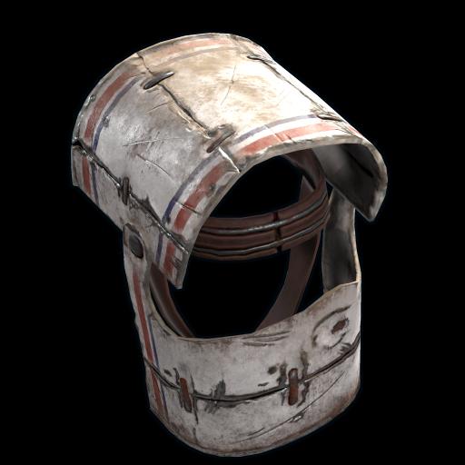 Cobalt Armor Helmet as seen on a Steam Market