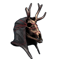 Uprising Deer Skull Mask