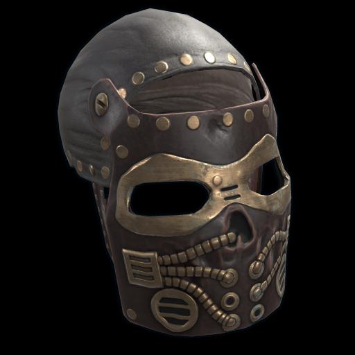 Machina Mask as seen on a Steam Market