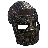 BoltFace Metal Facemask