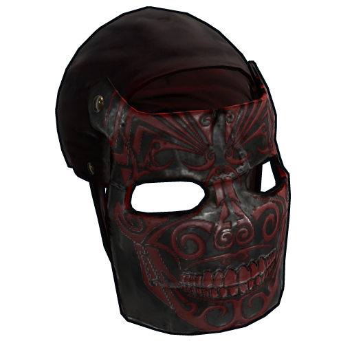 Death Facemask as seen on a Steam Market