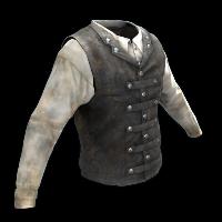 Captain's Vest and Shirt