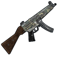 Military Camo MP5
