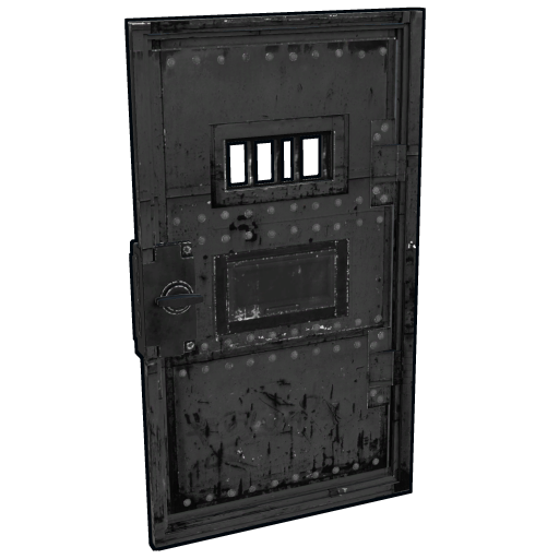 Incarceration Armored Door as seen on a Steam Market