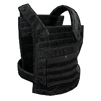 Plate Carrier - Black