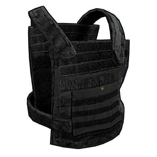 Plate Carrier - Black as seen on a Steam Market
