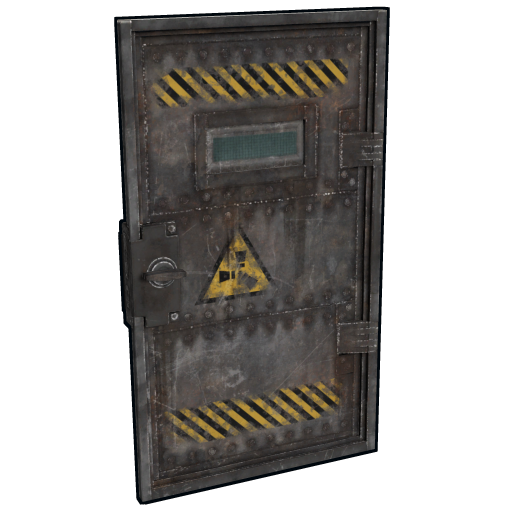 Laboratory Armored Door as seen on a Steam Market