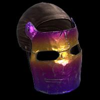Tempered Mask