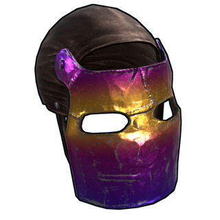Tempered Mask
