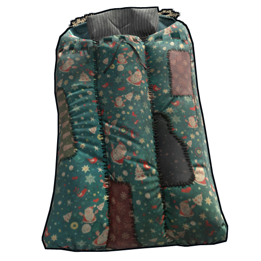 Christmas Holiday Bag as seen on a Steam Market