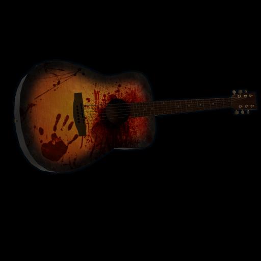 Addicted Guitarist as seen on a Steam Market