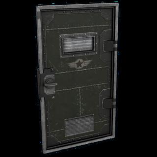 Military Armored Door