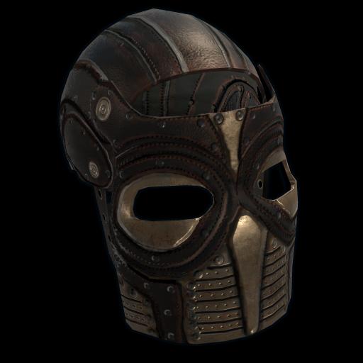 Mask of Sacrifice as seen on a Steam Market