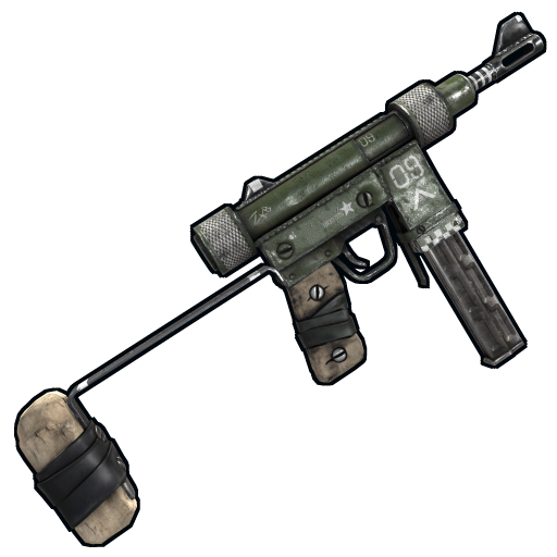 Tank SMG as seen on a Steam Market
