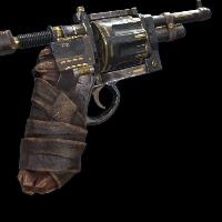 Western Revolver Gold