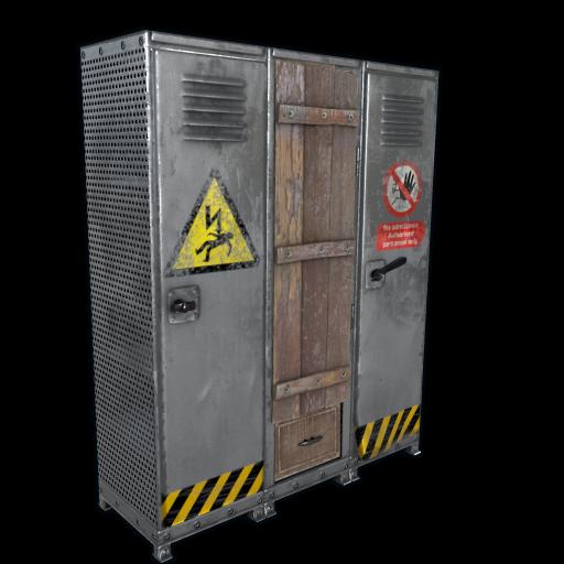 Grid Locker as seen on a Steam Market