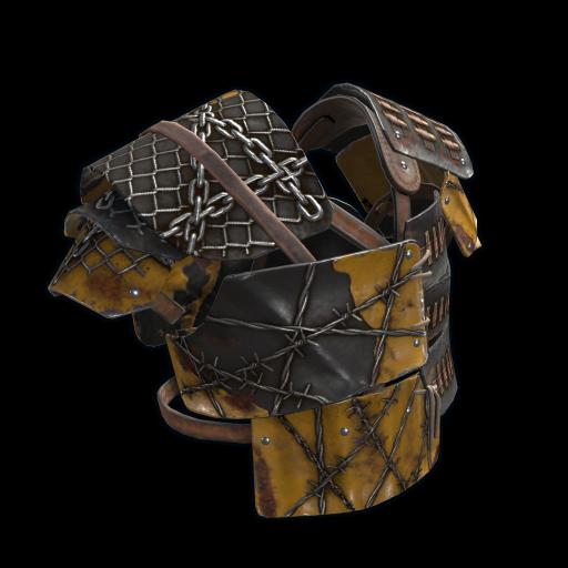 Junker's Vest as seen on a Steam Market