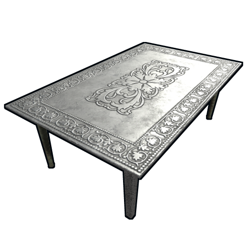 Antique Dining Table as seen on a Steam Market