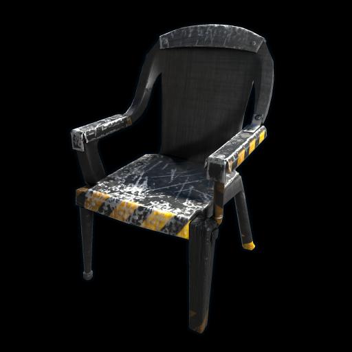Danger Chair as seen on a Steam Market