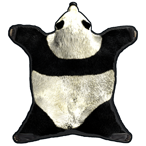 Panda Rug as seen on a Steam Market