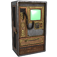 Brass Vending Machine