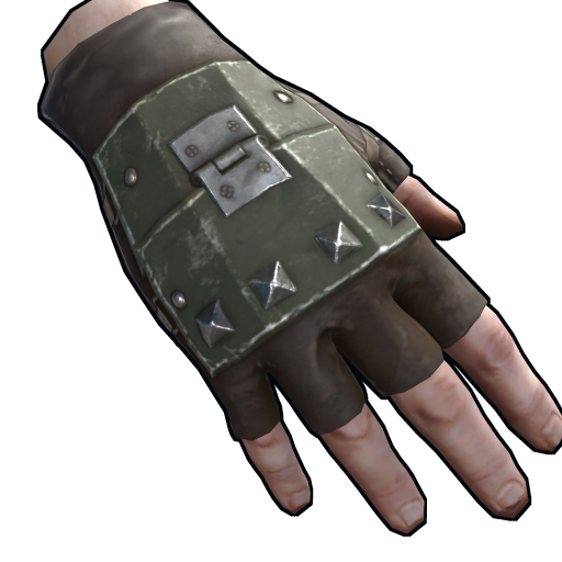 Army Armored Gloves as seen on a Steam Market