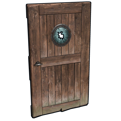 Porthole Door as seen on a Steam Market