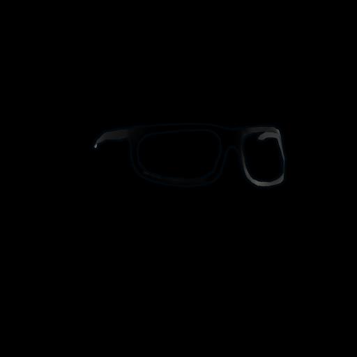 Nerd Glasses as seen on a Steam Market