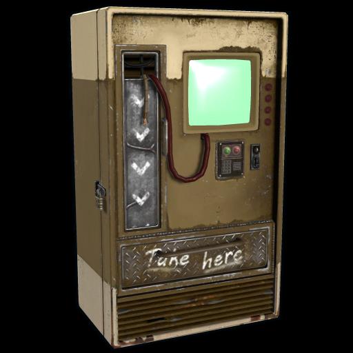 Sand Tone Vending Machine as seen on a Steam Market