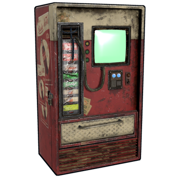 RustyCola Machine