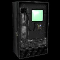 Rox Black Vending Machine