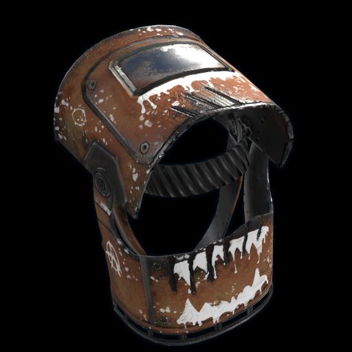 Welding Helmet as seen on a Steam Market