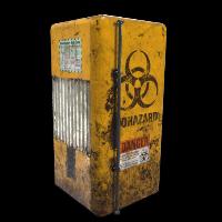 Biohazard Fridge