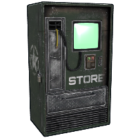 Army Vending Machine