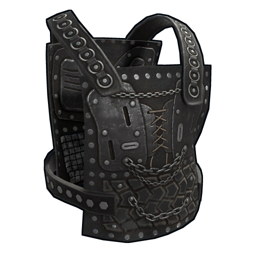 Looter's Chain and Plate as seen on a Steam Market